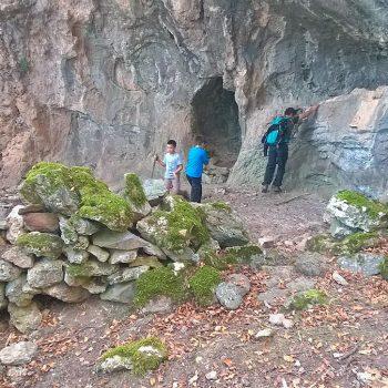 Visita a cueva Poche.