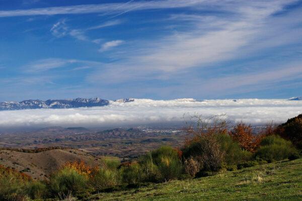 5ª Marcha de Otoño por los Montes de Tobía. Fotografía de Fernando-5