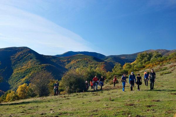 5ª Marcha de Otoño por los Montes de Tobía. Fotografía de Fernando-7